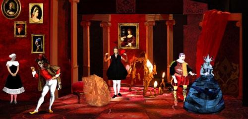 theatre scenography design ma naa